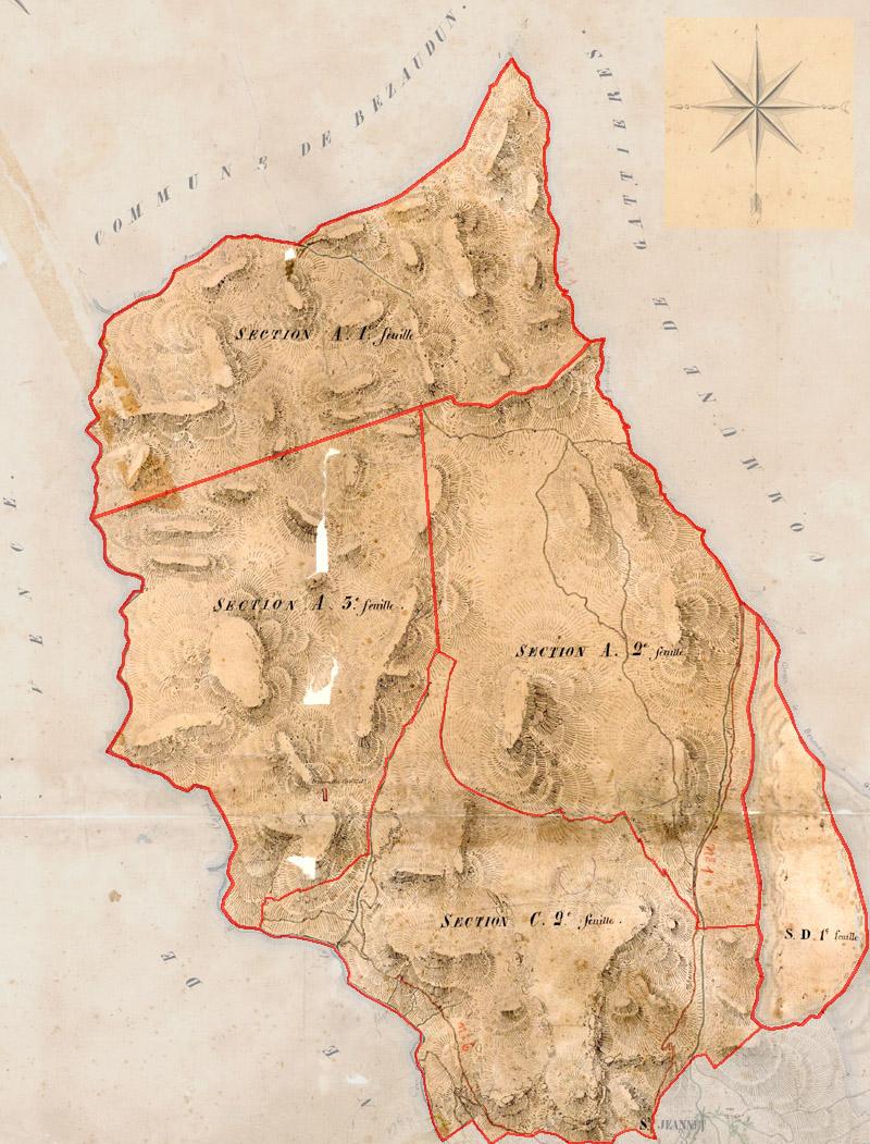 100 cadastre comment trouver le nom agence nationale du cadastre guill - Comment connaitre proprietaire terrain ...